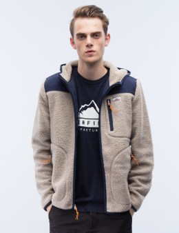 PENFIELD Carson Fleece Jacket Picture