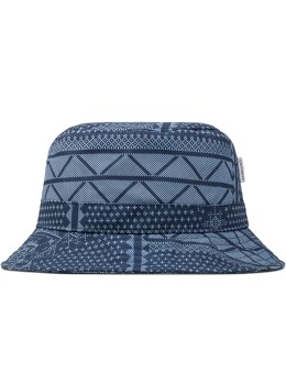 Carhartt WORK IN PROGRESS Assyut Print Bucket Hat Picture