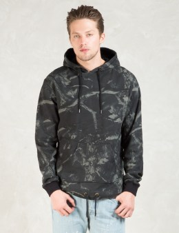 10.DEEP Black Division Open Bottom Hoodie Picture