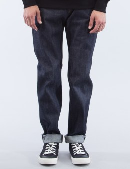 Carhartt WORK IN PROGRESS Rigid Klondike Selvedge Jeans Picture