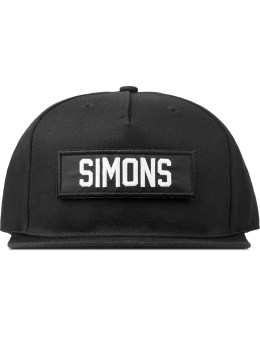 LES (ART)ISTS Patch Simons Cap Picture