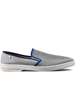 Rivieras Grey Gitana Loafer Picture