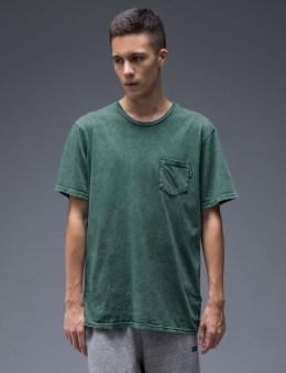 HUF Jade Acid Wash Pocket T-Shirt Picture