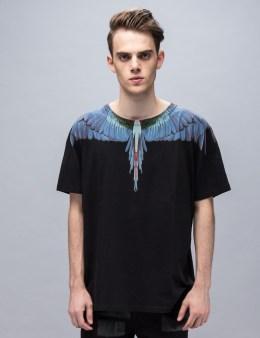 MARCELO BURLON Tres Lagos T-Shirt Picture