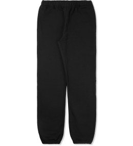 SUNSPEL Black Loopback Track Pants Picture