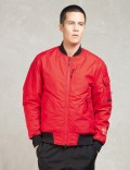 Manastash Red Event/prima 100 Ride Jacket Picutre