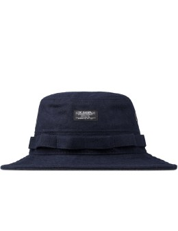 10.DEEP Navy Wool Jungle Hat Picture