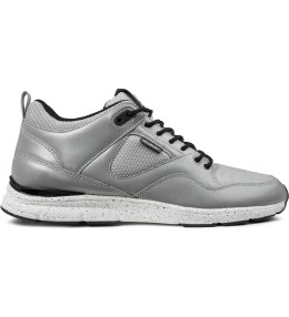 GOURMET Metallic Silver The 35 Lite TR Shoes Picture