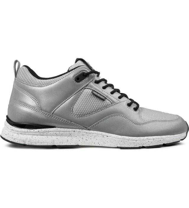 GOURMET Metallic Silver The 35 Lite TR Shoes