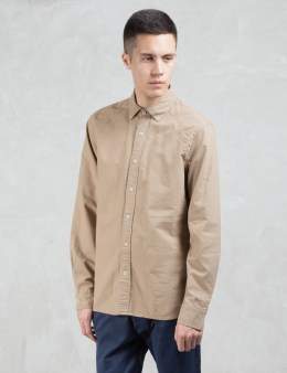 Denham Rhys Oxford L/S Shirt Picture