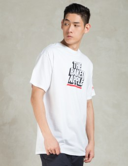 SSUR White Baked Apple T-Shirt Picture