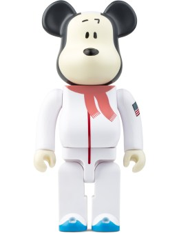 Medicom Toy 400% Astronauts Snoopy Be@rbrick Picture