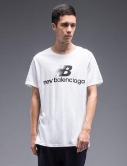 Youth Machine Newbalenciaga S/S T-Shirt Picture