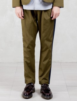 VALLIS BY FACTOTUM Tapered Drawstring Pants Picture