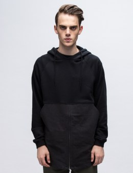 PUBLISH Fedde Zip Detail Hoodie Picture