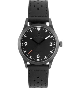 TRIWA Black Sport Sort of Black Glow Classic Watch Picture
