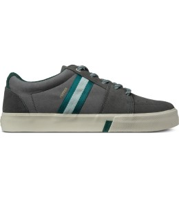 HUF Charcoal/Ivy Pepper Pro Shoes Picture