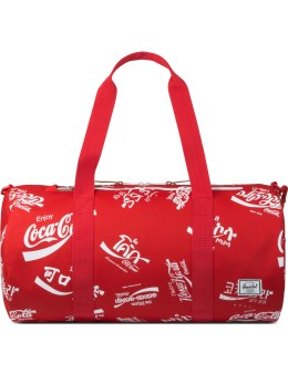 "Herschel Supply Co. Sparwood ""Coca-cola Collection"" Duffle Bag Picture"