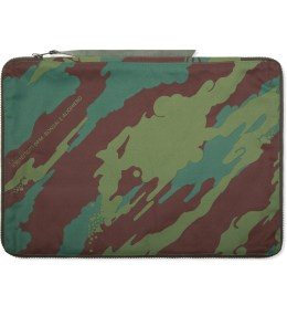 maharishi Telo Mimetico Camo iPad Bag Picture