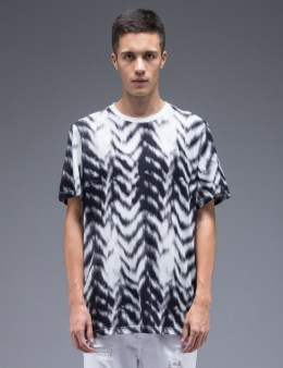 STAMPD Black S/S Herring Printed T-Shirt Picture