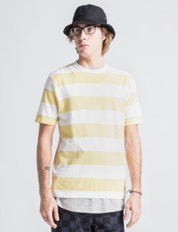 Head Porter Plus Yellow Border T-Shirt Picture