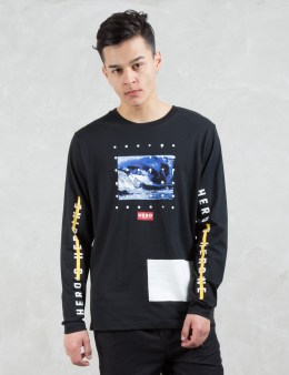 Hero's Heroine Wavers L/S T-Shirt Picture