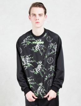 ASTRID ANDERSEN Floral Raglan Sweatshirt Picture