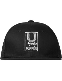 UNDERCOVER Embroidery Logo Trucker Cap Picture