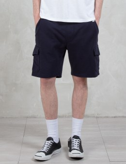 Todd Snyder + Champion Gym Cargo Shorts Picture
