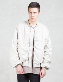LAD MUSICIAN Twill MA-1 Jacket Picture
