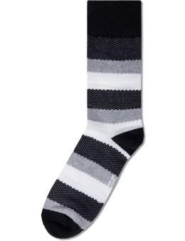 Richer Poorer Black Canyon Socks Picture