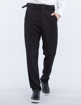 Damir Doma Pirandello Wool Gabardine Pants Picture