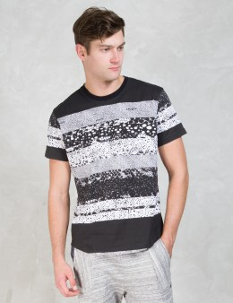 Staple Grey S/S Multi Spec T-Shirt Picture