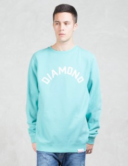 Diamond Supply Co. Diamond Arch Crewneck Sweatshirt Picture