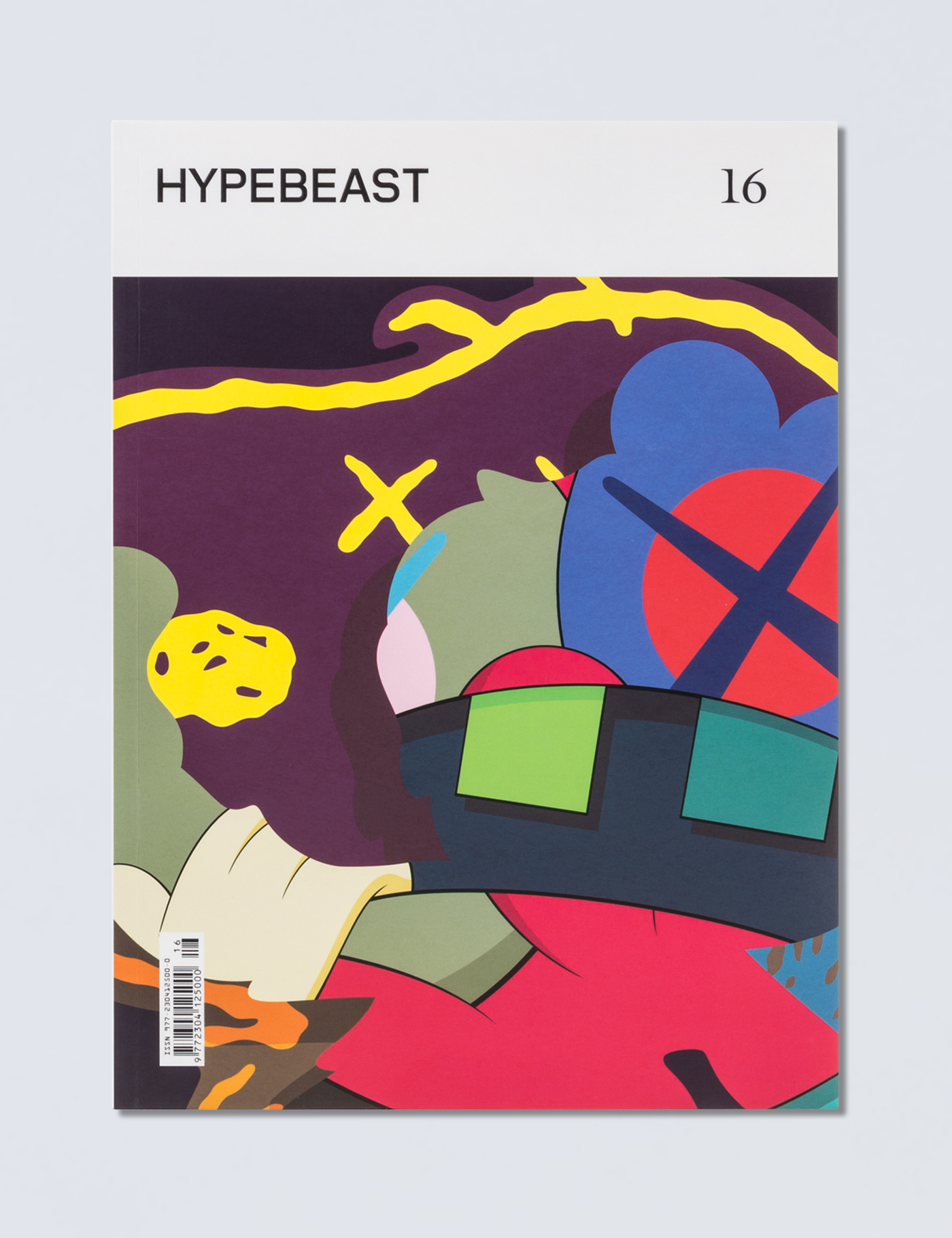 Hypebeast Magazine Issue 16: The Projection Issue