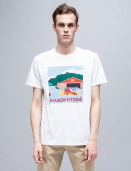 MAISON KITSUNE Hangar S/S T-Shirt Picture