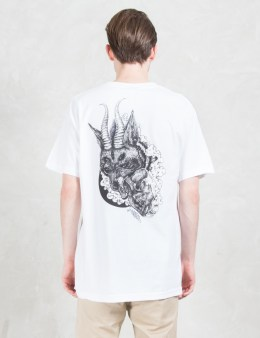 The Hundreds Smoke Bone T-Shirt Picture