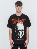 TOUR MERCH Slipknot Skull And Tribal T-shirt Picture