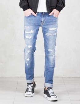 Nudie Jeans Ben Replica Long John Jeans Picture