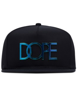 DOPE Neo Chrome Logo Snapback Picture