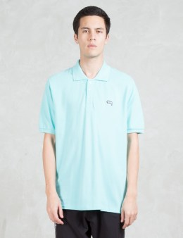 Stussy Pique Polo Picture