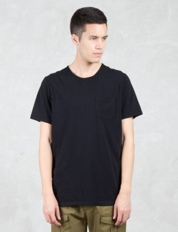 wings + horns Original Pocket T-Shirt Picture