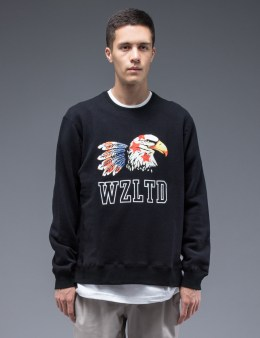 WHIZ Eagle Crewneck Sweatshirt Picture