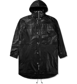 Tourne de Transmission Black Revolution Parka Jacket Picture