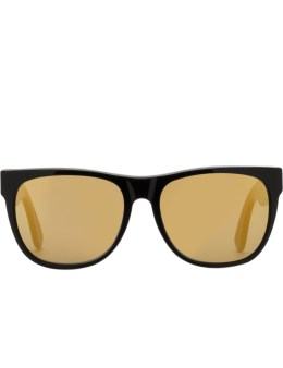SUPER BY RETROSUPERFUTURE Classic Black 24k Sunglasses Picture