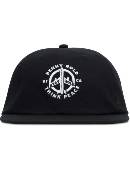 Benny Gold Think Peacecotton Ripstop Polo Cap Picture