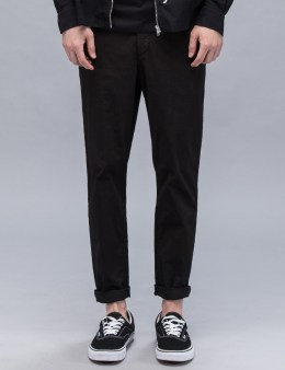 McQ Alexander McQueen Flat Front Chino Picture
