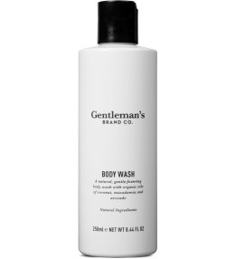 Gentleman's Brand Co. Coconut Body Wash 250ml Picture