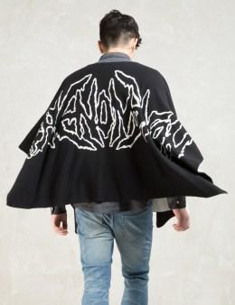 PHENOMENON Black Knit Poncho Picture