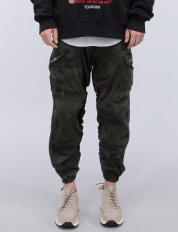 N.D.G. STUDIO Camo Pants Picture